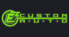 E3 Customs