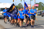 GPD, SJAFB Carry Torch For Special Olympics (PHOTO GALLERY)