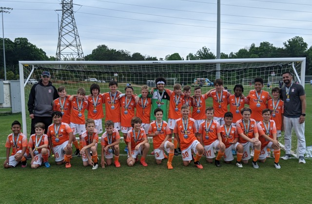 Wayne County United Soccer Club Competes In N.C. Fusion Cup