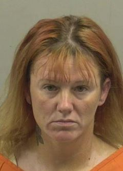 Traffic Stop Leads To Meth Arrest