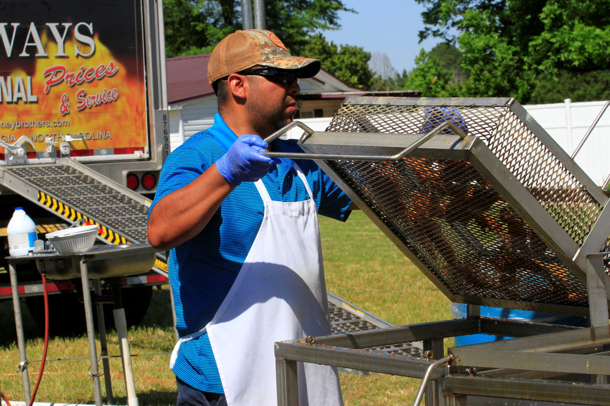 Shriners Bring Fish Fry Friday Back To Mount Olive (PHOTO GALLERY)