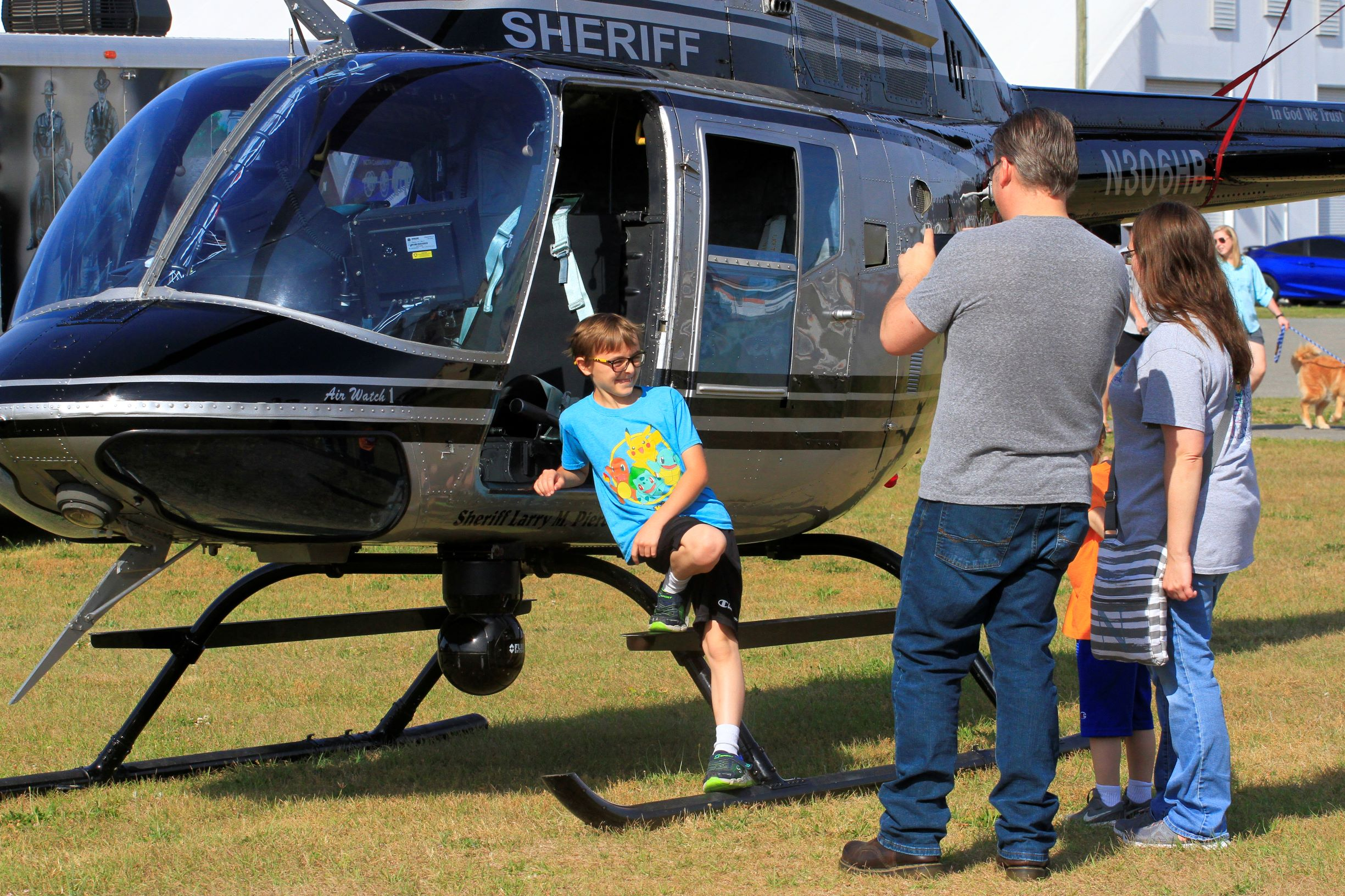 Partnership's Touch A Truck Delights Crowds (PHOTO GALLERY)