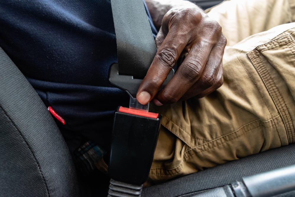 """Operation Crash Reduction"" Educates Motorists About Buckling Up"