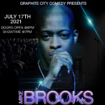 Mike Brooks Celebrity Comedy Birthday Bash