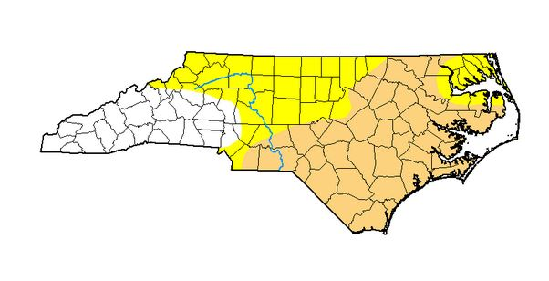 """Wayne County Now Listed In """"Moderate Drought"""""""
