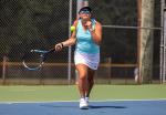Girls Tennis: C.B. Aycock Flies Over New Bern (PHOTO GALLERY)
