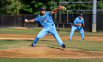 Baseball: D.H. Conley Holds Off C.B. Aycock (PHOTO GALLERY)