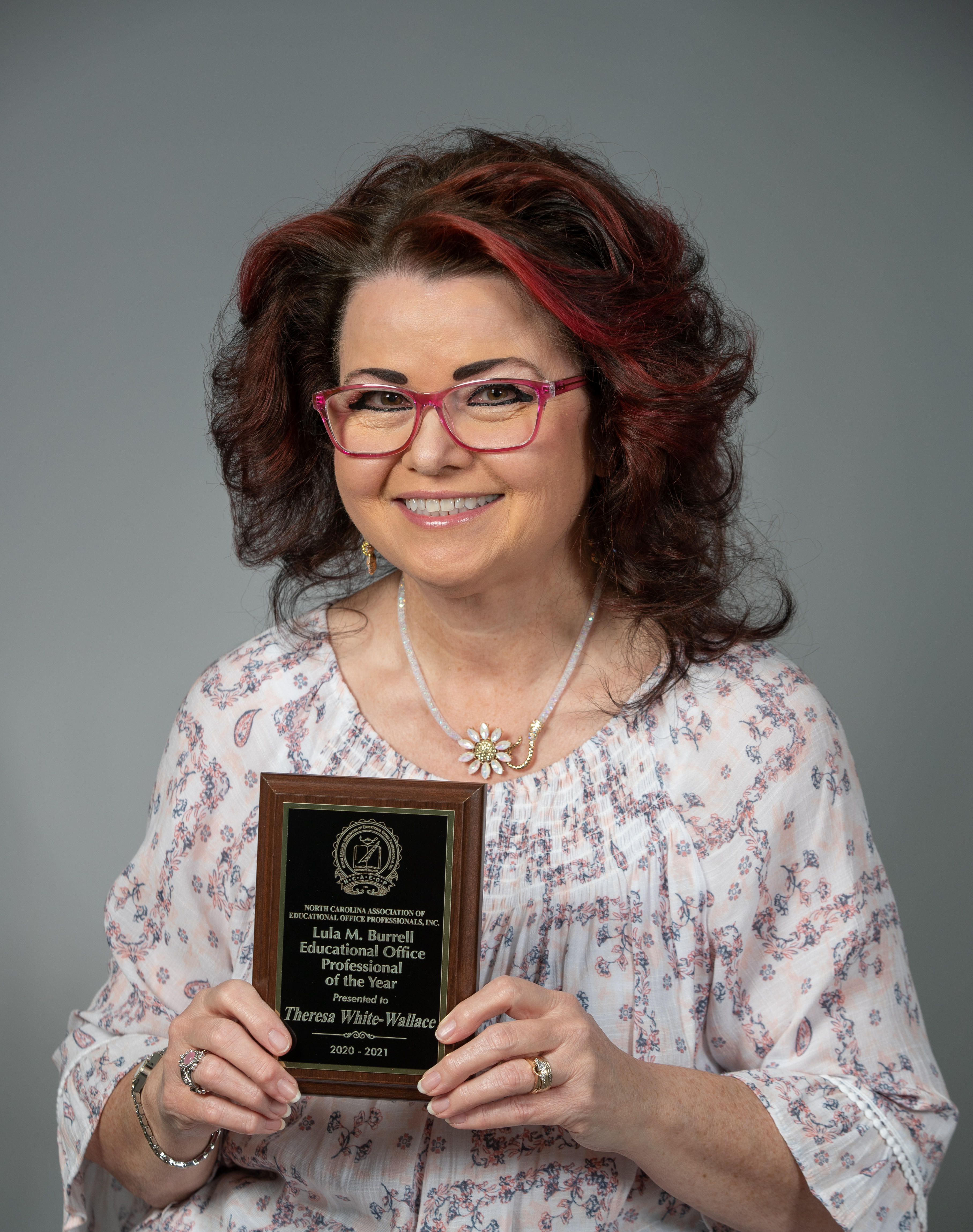 White-Wallace Named State Office Professional Of The Year