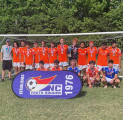 WCUSC U17 Boys Finish As  Presidents Cup Runners-up