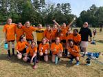 WCUSC Club SMS U15 Girls Participate In N.C. FC Youth Recreation Cup
