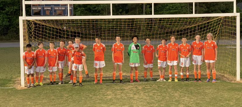 WCUSC U13 Boys Crowned Second Division Champions