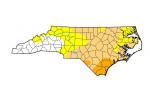 Next Drought Map To Show Impacts Of Last Week's Rain