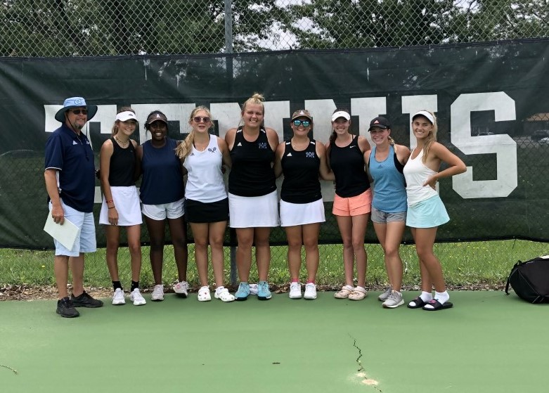 Girls Tennis: C.B. Aycock Clinches Share Of Eastern Carolina 3A/4A Conference Title