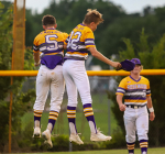 Baseball: Rosewood Clinches Fourth Straight Carolina 1A Conference Title (PHOTO GALLERY)