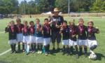 Goldsboro Strike Eagles U12 And U9 Teams Win NCFC Recreation Cup