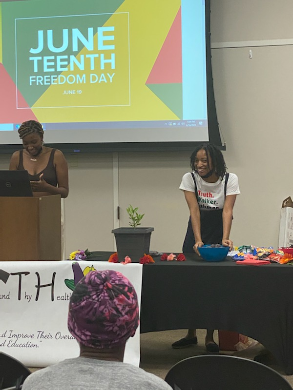 Gardening Workshop Honors History Of African Americans In Agriculture (PHOTOS)