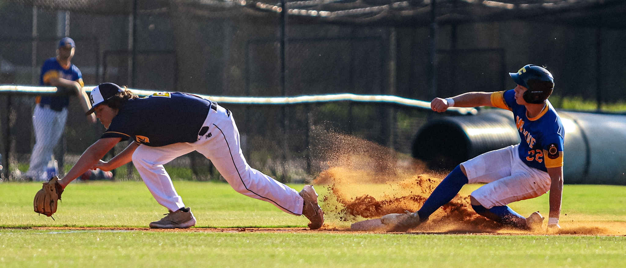 Baseball: Wayne County Gets First Win Against Hamlet County Post 49 (PHOTO GALLERY)