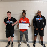 Wrestling: Three C.B. Aycock Wrestlers Qualify For State Tournament