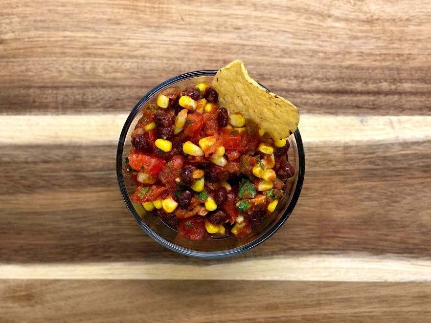 RECIPE: Corn and Black Bean Salsa