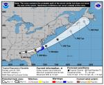 Remnants Of Tropical Storm Claudette Head Toward Eastern N.C.