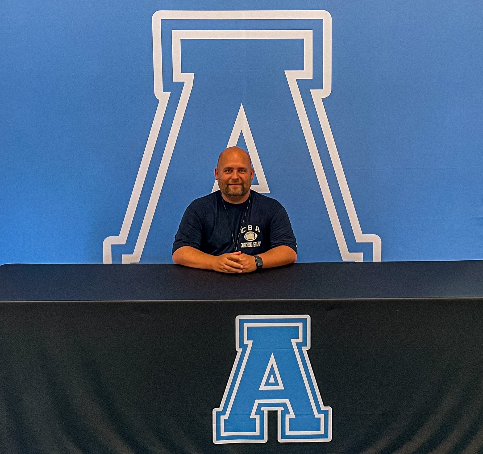 Football: Zietlow Takes Over At C.B. Aycock