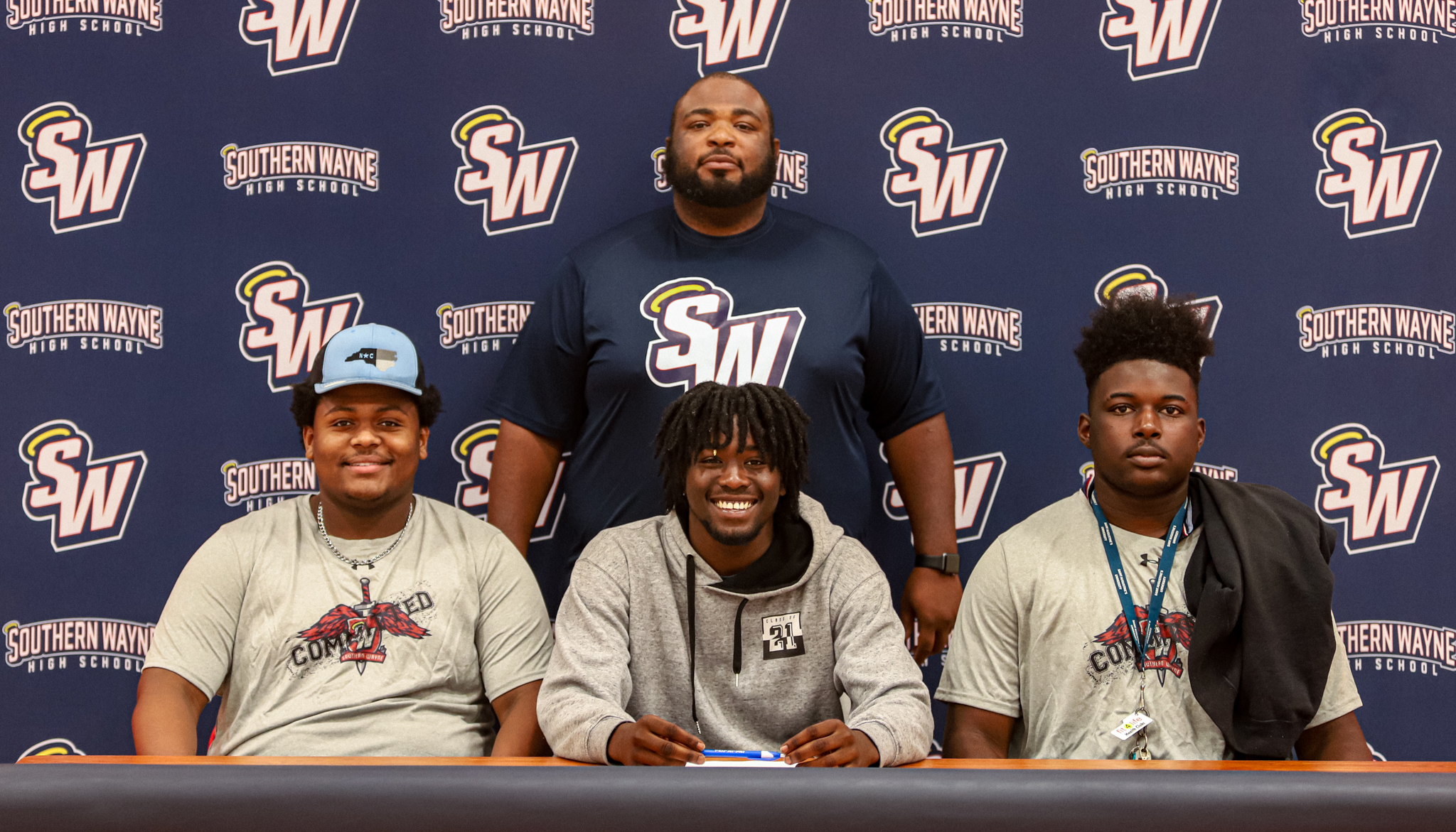Southern Wayne Trio Sign National Letters Of Intent