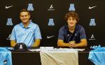 C.B. Aycock's Theriac And Daingerfield Sign NLIs To Play Baseball At LCC