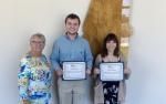 Wayne County Extension Master Gardeners Awards Two Scholarships