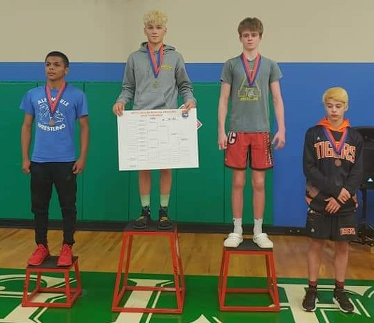 Wrestling: Rosewood's Tortual Wins State Title