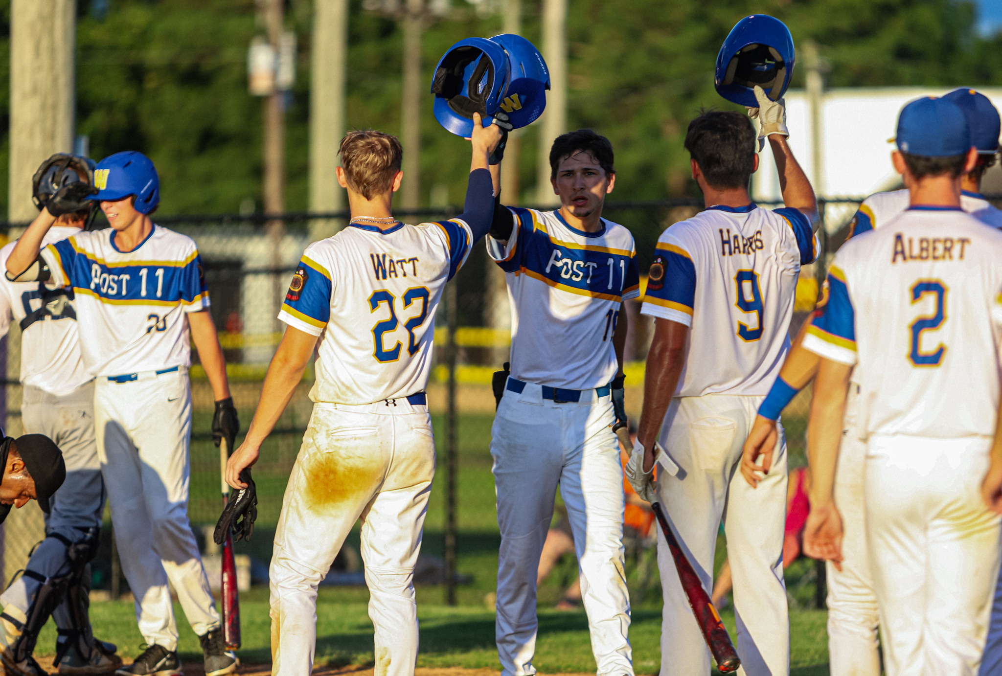 Baseball: Wayne County Wins Extra-inning Thriller Against Kinston Post 43 (PHOTO GALLERY)