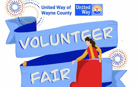 United Way's Volunteer Fair Also Serves As Campaign Kickoff Event