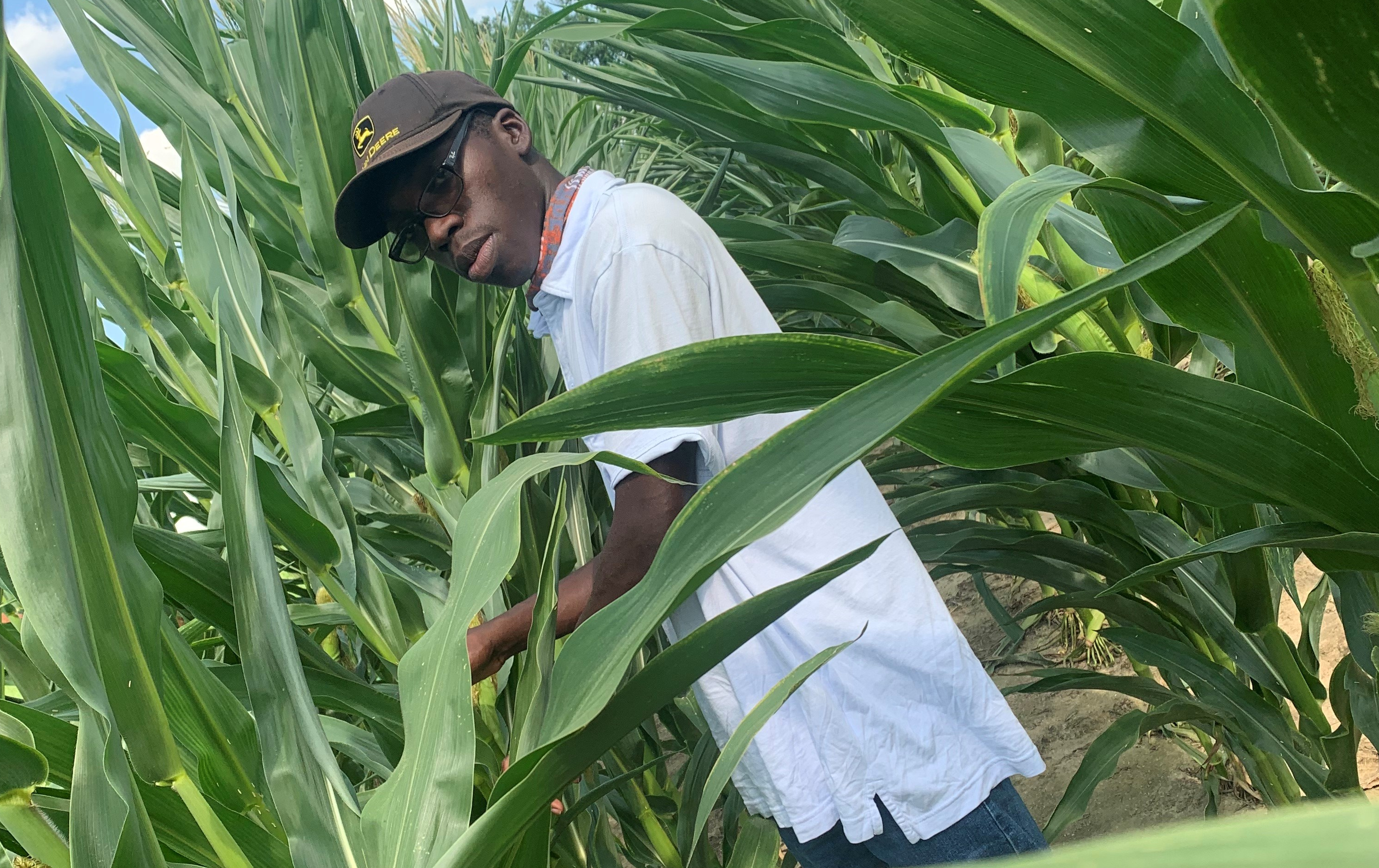 UMO Student Selected To Participate In Crop Science Institute