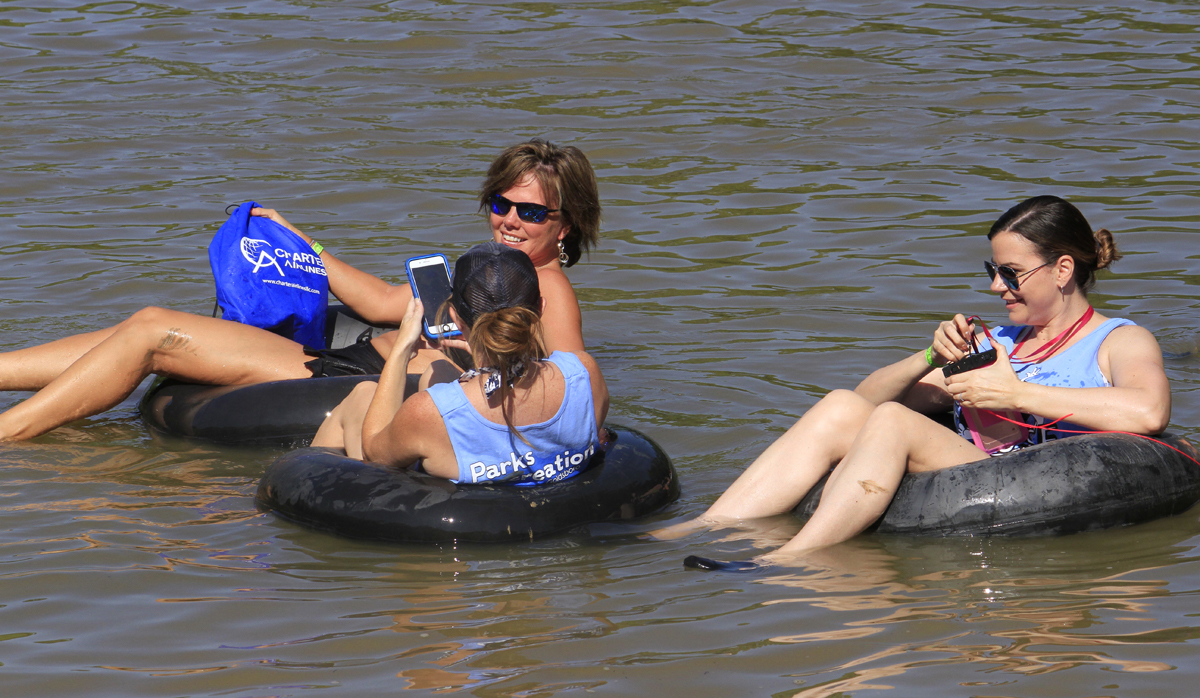 ON THIS DAY: Warm Day, Cool River, Fun Times!