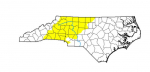 Elsa Helps Ease Drought Conditions Across Much Of N.C.
