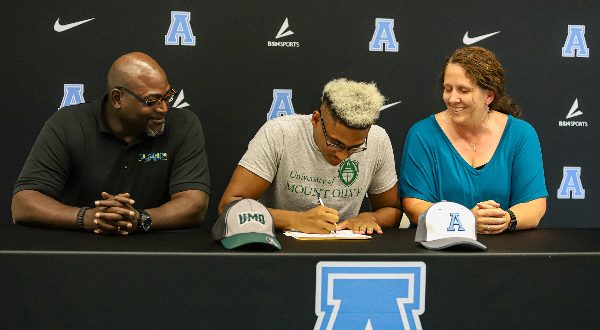 C.B. Aycock's Carter Taking Wrestling Talents To UMO