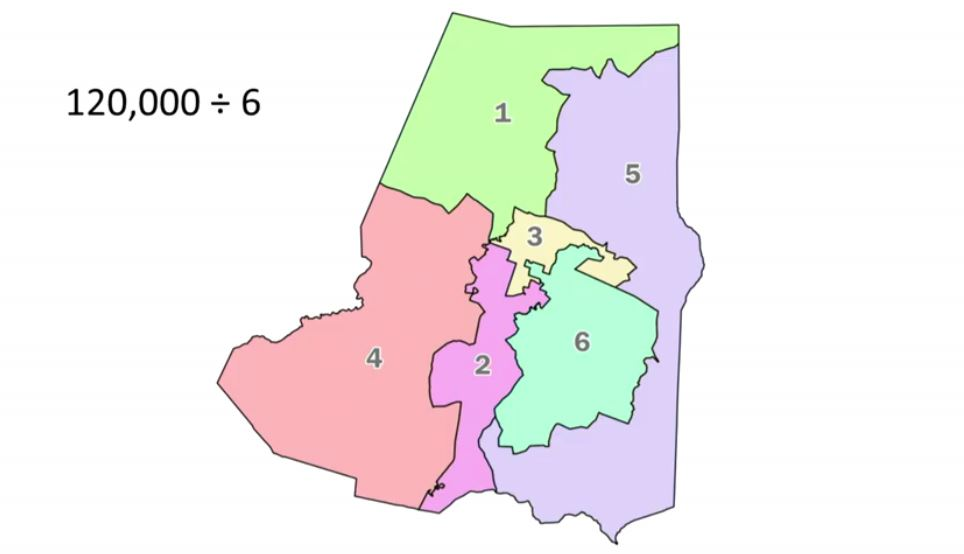 County Prepares For Redistricting Once Census Figures Available