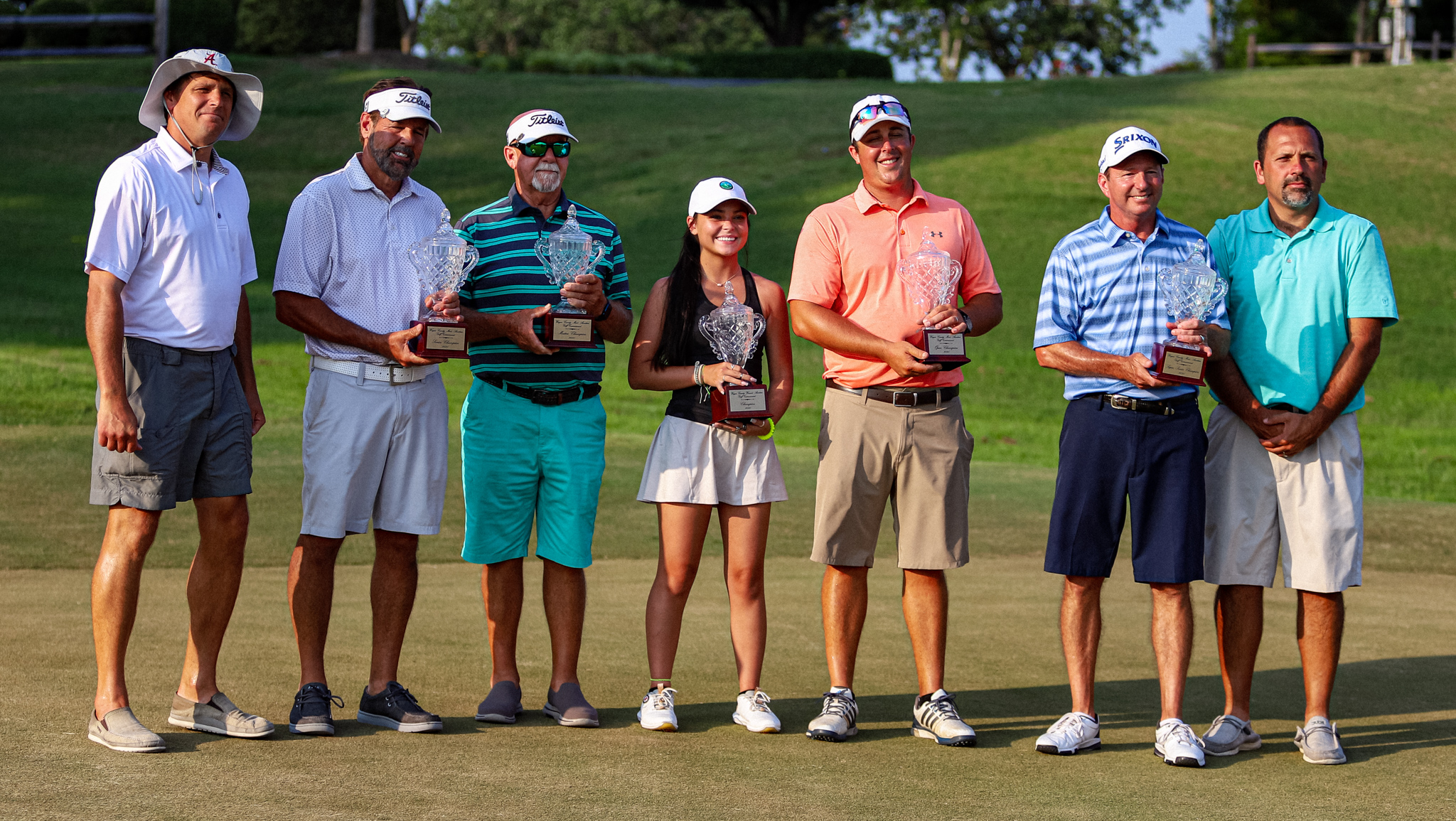 Burke Captures Sixth Open Division Championship (PHOTO GALLERY)