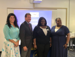 N.C. Teacher Of The Year Visits Wayne County Public Schools (PHOTOS)