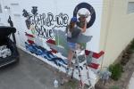 TOGETHER WE SERVE: New Mural Shows Community Spirit