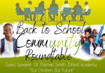 Back To School Community Roundtable Set For Thursday