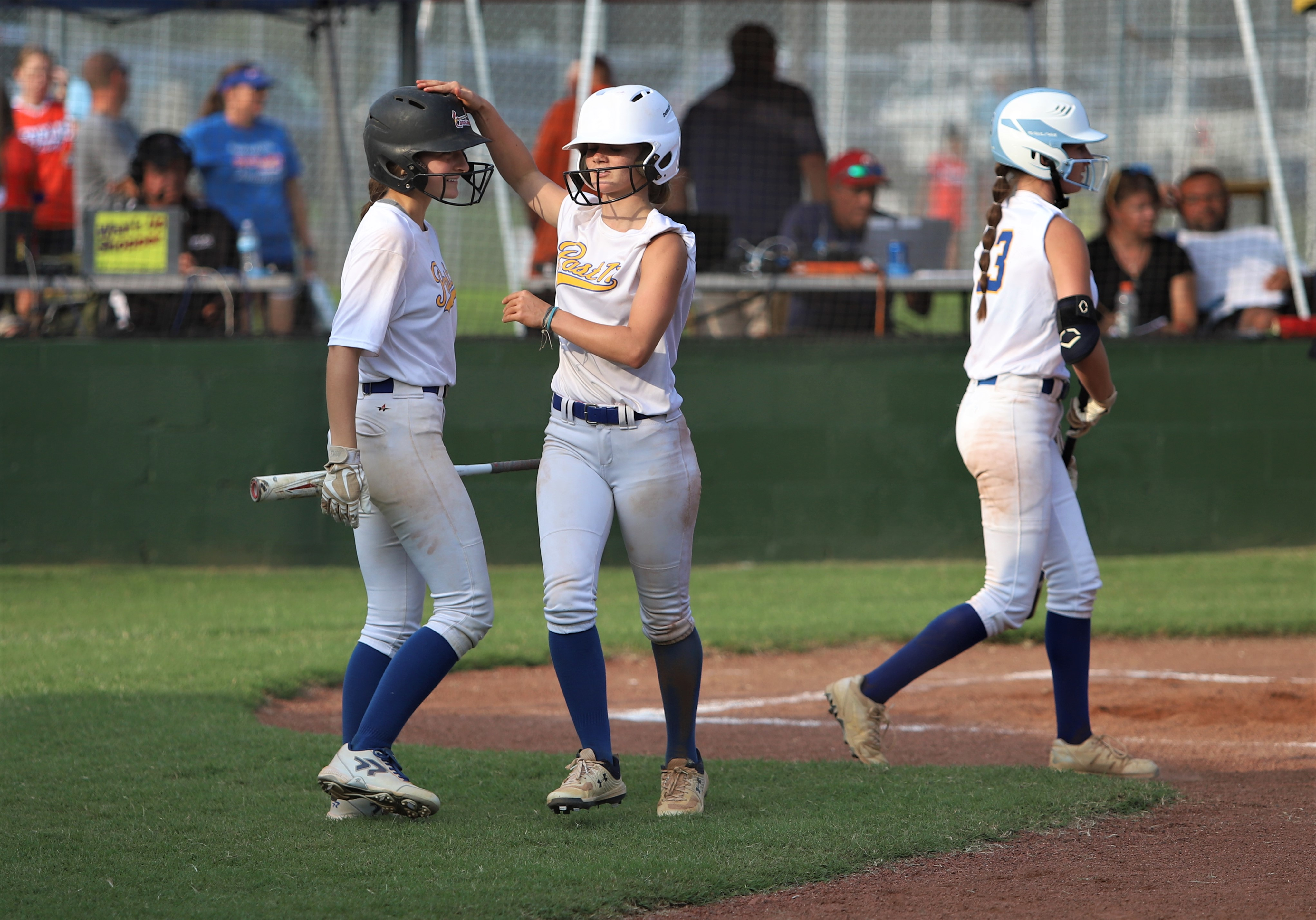 Softball: Wayne County Storms Back Against Robeson County Post 5