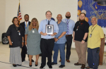 Lenoir YDC's Dr. Eric Barnes Named Juvenile Justice Teacher Of The Year