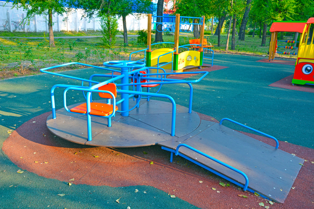 Eastpointe Donates To Help Build Playground For Disabled Children