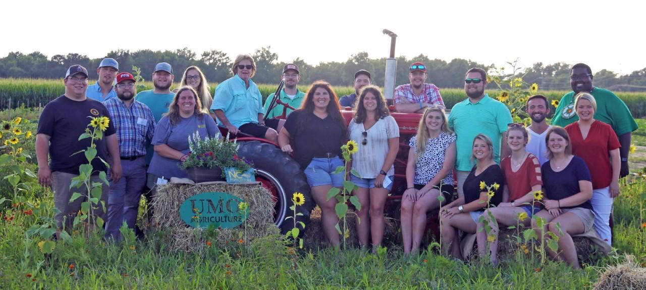 UMO Ag Alumni Reunion Provides Bushels of Fun