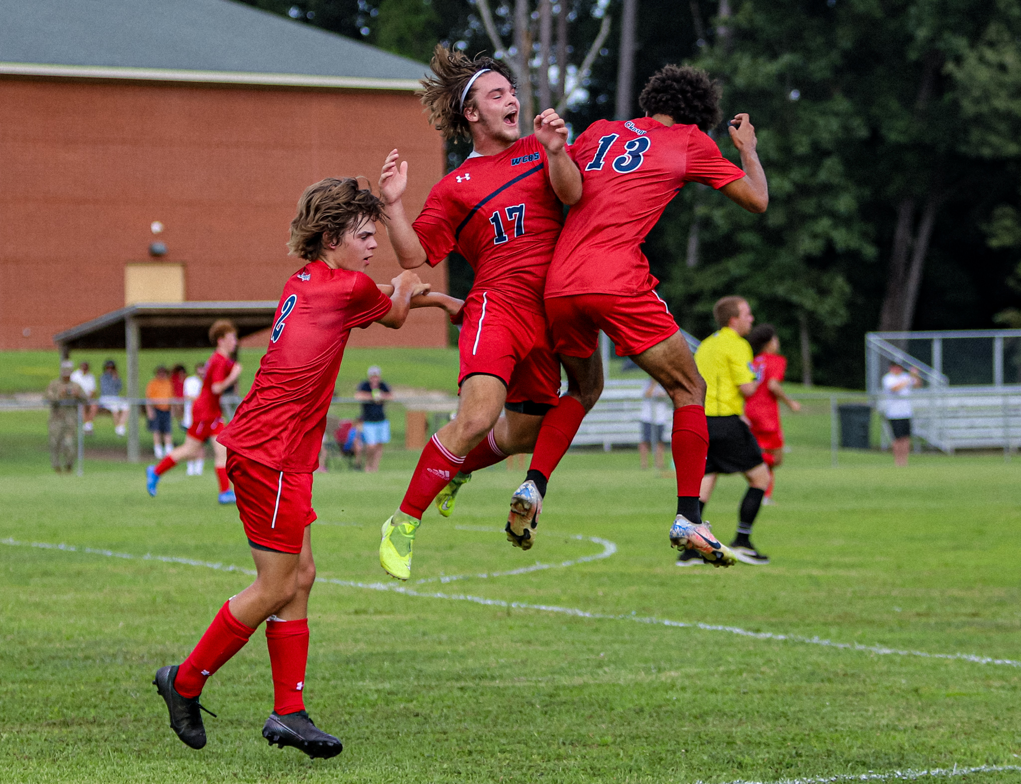 Boys Soccer: Wayne Country Day Wins Season Opener Against Neuse Christian Academy (PHOTO GALLERY)