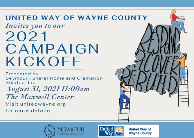 United Way To Kick-Off Annual Community Campaign