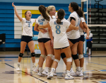 Volleyball: C.B. Aycock Turns Back Neuse Charter (PHOTO GALLERY)