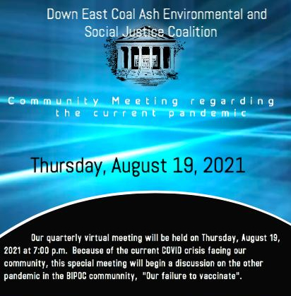 Coal Ash Coalition Holds Meeting On Zoom Tonight
