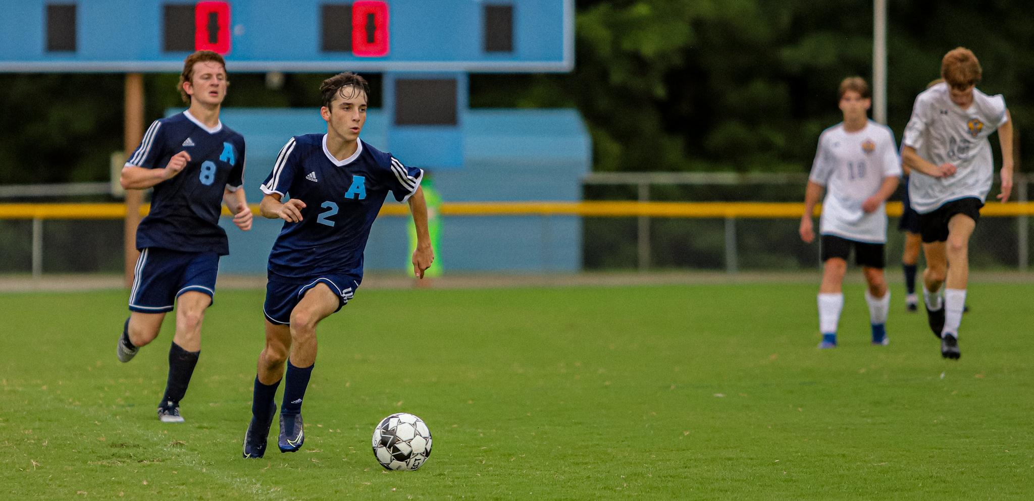 Boys Soccer: C.B. Aycock Edges Past Goldsboro (PHOTO GALLERY)