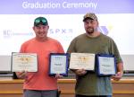 Two Graduate From SPX Apprenticeship Program